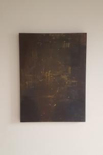 """Golden Secrets"" 80 x 60 cm"