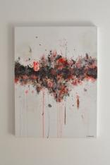 """Missing Pieces"" 80 x 60 cm"