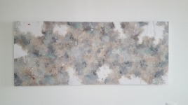"SOLD ""Custom Piece"" 120 x 50 cm"