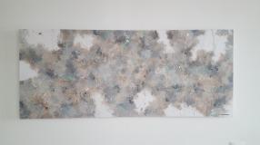 "SOLD ""Custom Piece"" 120 x 50 cm"